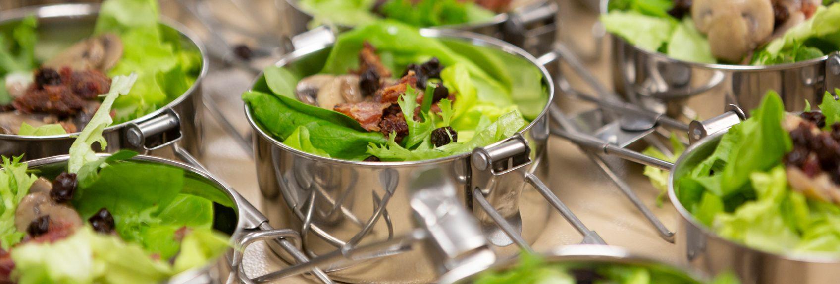 Baldor Supports a Zero Waste Dinner