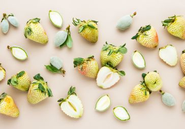 It's Easy Being Green: All About Spring's Unreal Unripe Produce