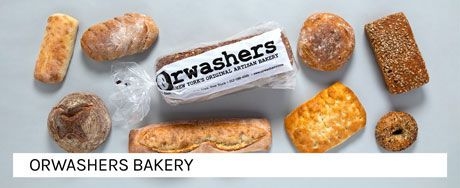 The banner of the Bakery category
