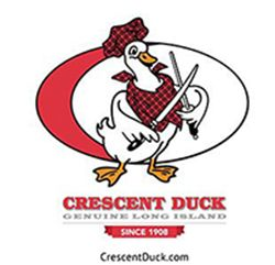 Crescent Duck Farm logo
