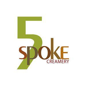 5 Spoke Creamery logo