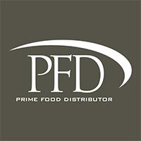 Prime Food Distributor (PFD) logo