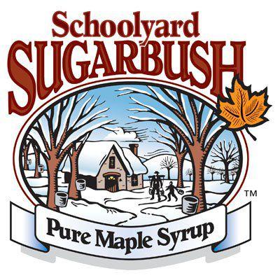 Schoolyard Sugarbush logo