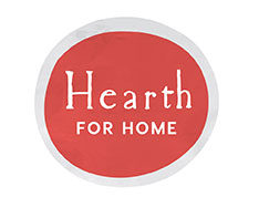 Hearth Restaurant logo