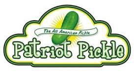 Patriot Pickle  logo