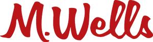 M. Wells logo