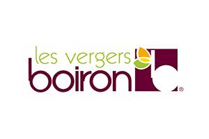 Les vergers Boiron logo