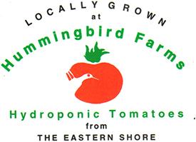 Hummingbird Farms logo