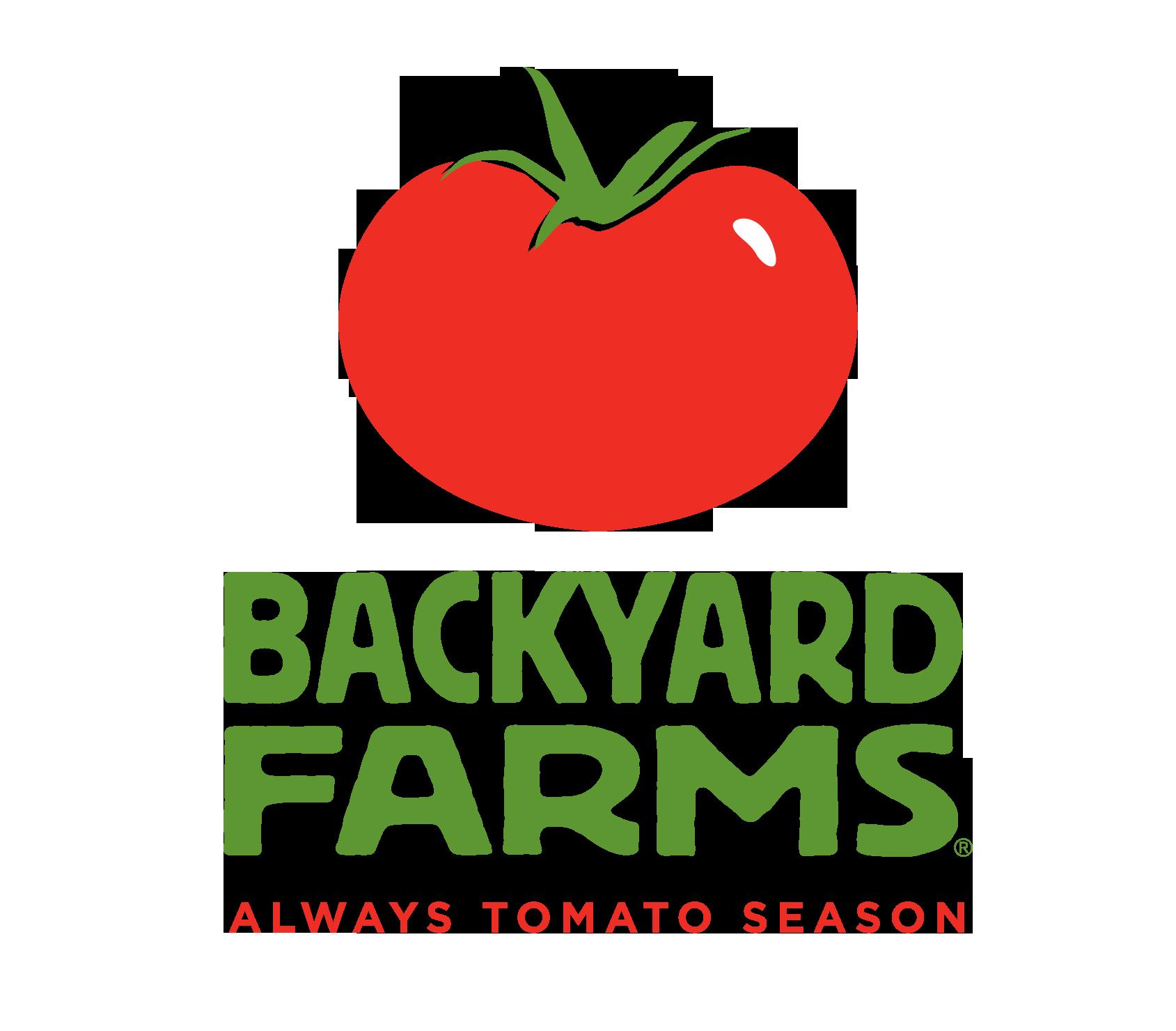 Backyard Farms logo