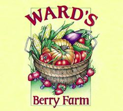 Ward's Berry Farm  logo