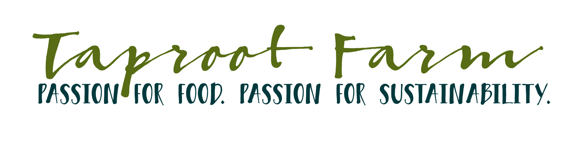 Taproot Farm  logo