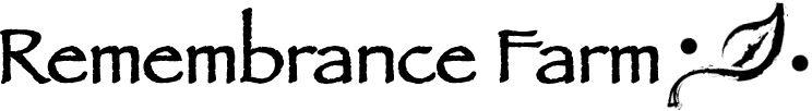 Remembrance Farm logo