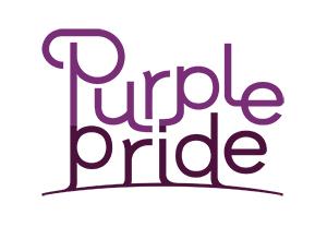Purple Pride logo
