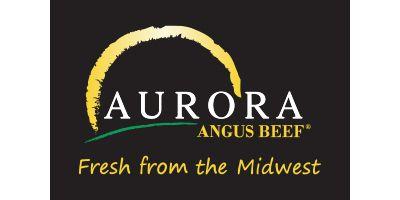 Aurora Angus Beef logo
