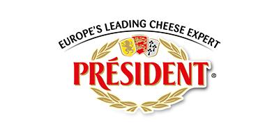 Président Cheese logo