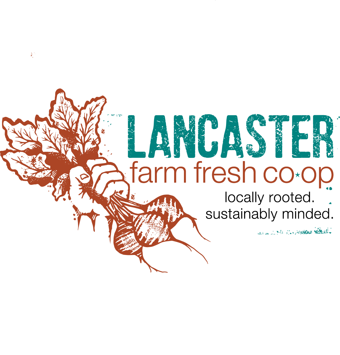 Lancaster Farm Fresh logo