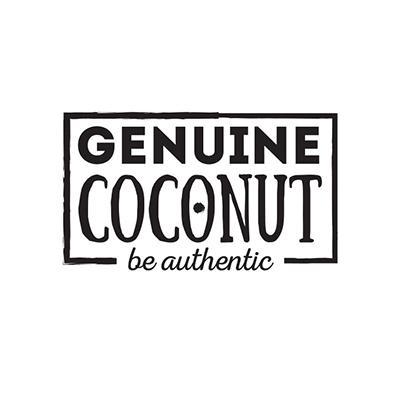 Genuine Coconut                                    logo