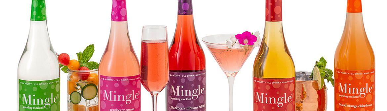 Mingle Mocktails