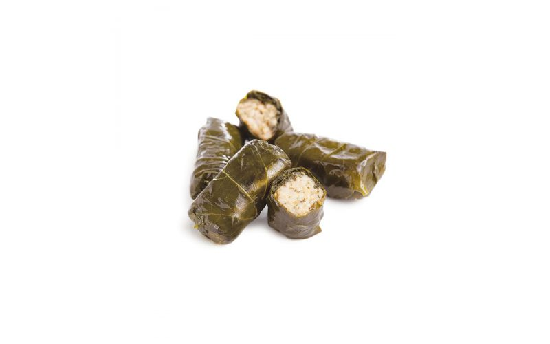 Dolmas (Stuffed Grape Leaves) Tin