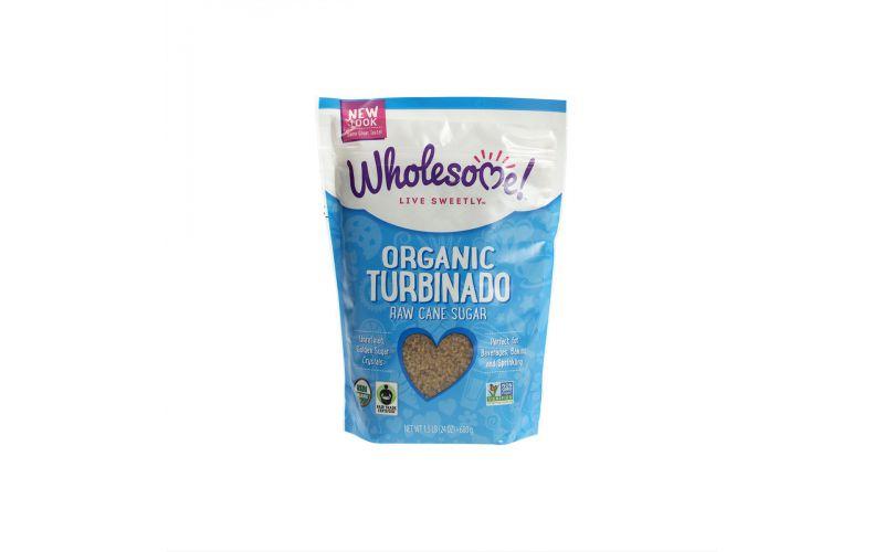 Organic Turbinado Raw Cane Sugar Cane