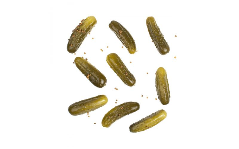 Whole Sour Pickles