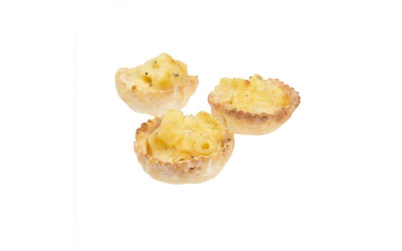 Truffle Mac & Cheese Tarts