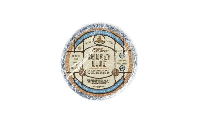 Smokey Oregon Organic Blue
