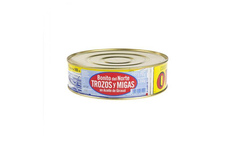 Bonito Del Norte Tuna Flakes