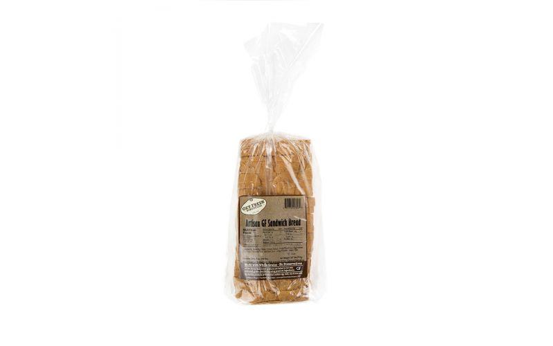 Gluten Free Sliced White Sandwich Bread