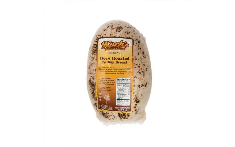 Oven Roasted Turkey Breasts