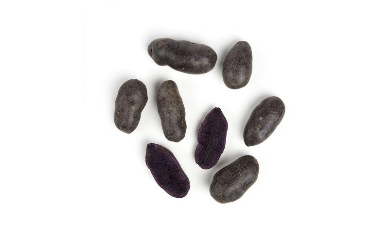 Large Purple Potatoes