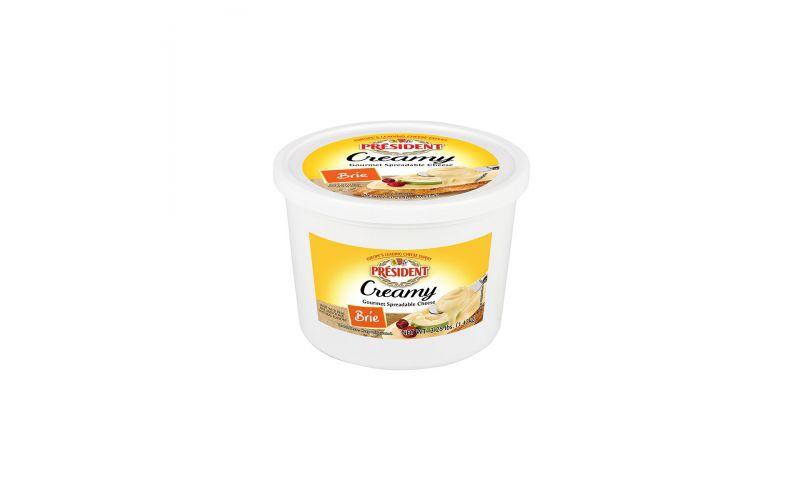 Creamy Brie Spread