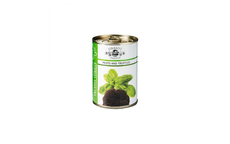 Pesto & Truffle Thrills