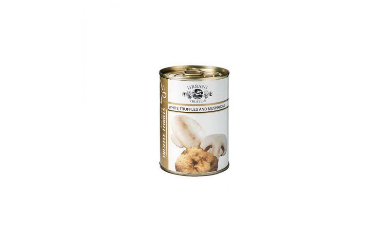 White Truffle & Mushroom Thrills