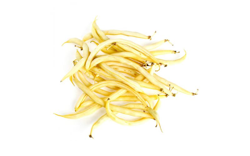 Organic Yellow Wax Beans
