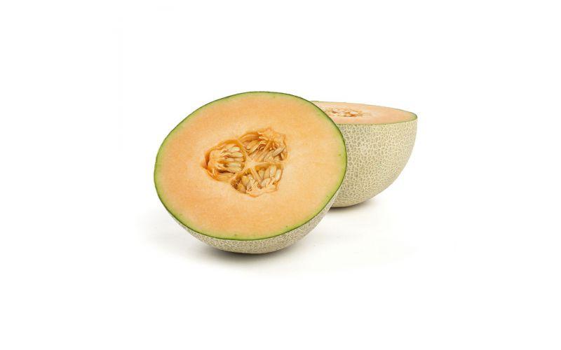 Organic Cantaloupe Melons