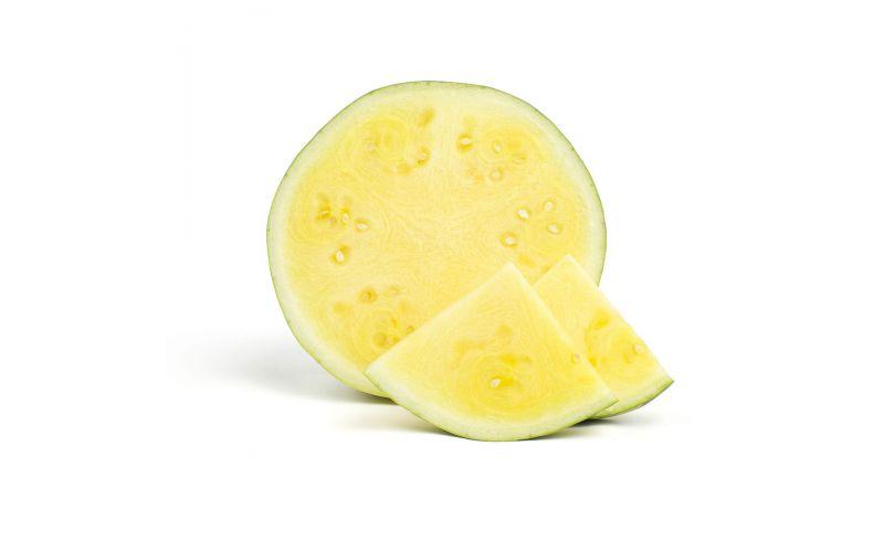 Organic Seedless Yellow Watermelon