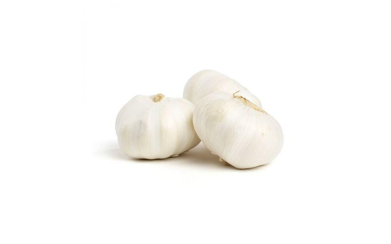 Organic Whole Garlic