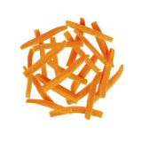 "Carrot Sticks (3/8"" x 3/8"" x 4"")"