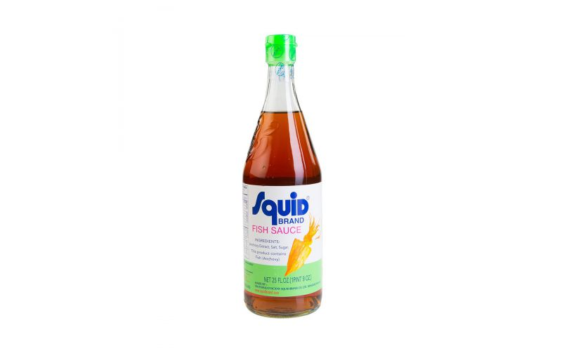 Squid Fish Sauce