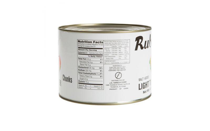 Light Tuna Chunk in Water