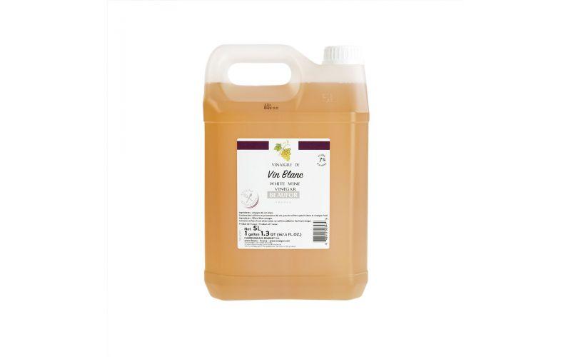 White Wine Vinegar 7% Beaufor