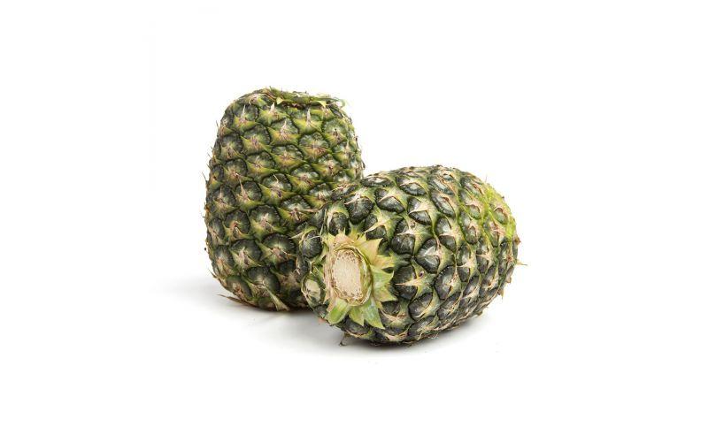 Crownless Golden Pineapples