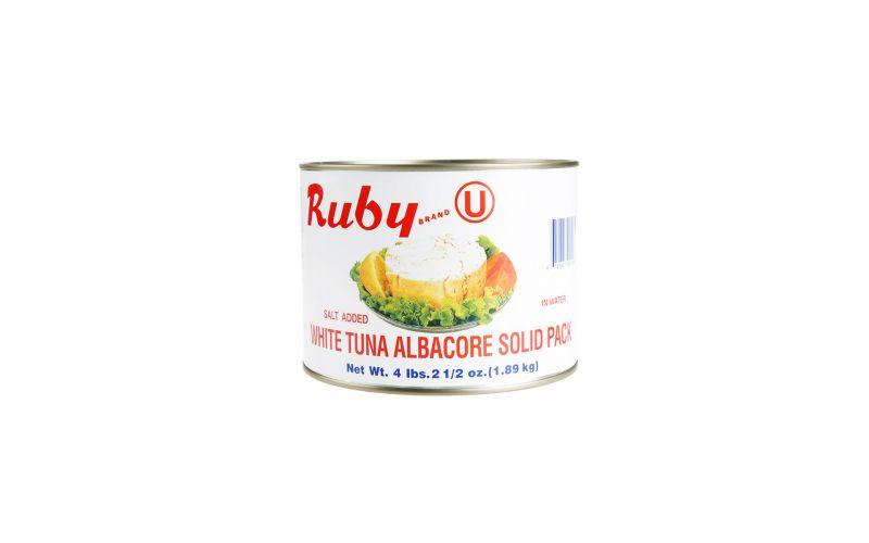 White Albacore Tuna