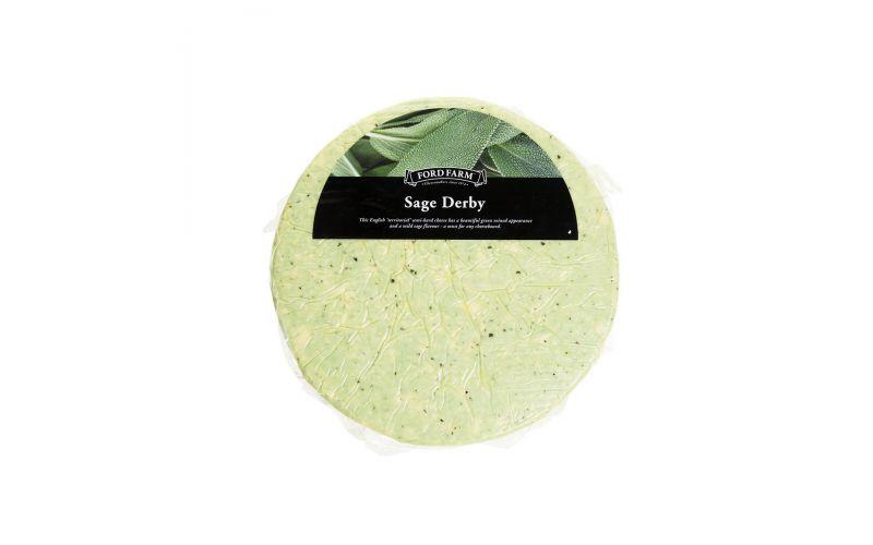 Sage Derby Cheese