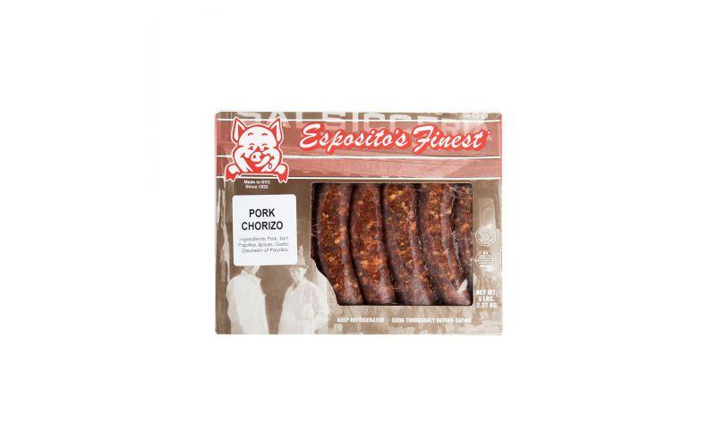 Frozen Chorizo Sausages 3 OZ