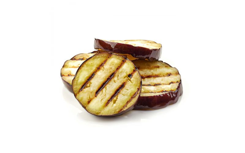 Grilled Eggplant Tray