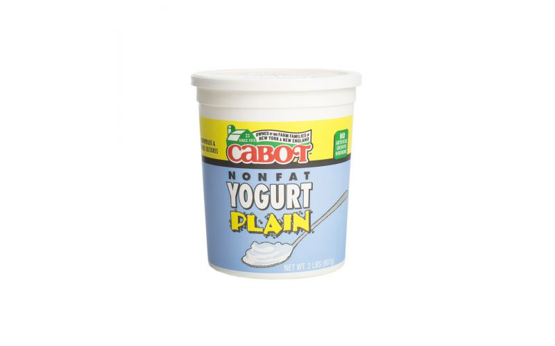 Plain Non Fat Yogurt