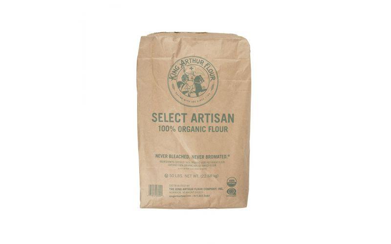 Organic Select Artisan Flour