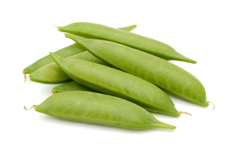Organic Snap Peas
